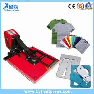 Clamshell Heat Press Machine pictures & photos