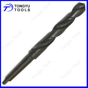 DIN345 Morse Taper Shank Fully Ground HSS Dill Bit