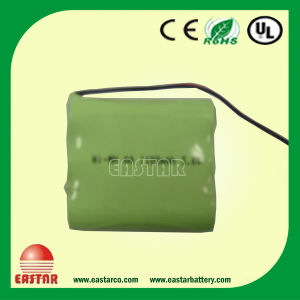 Ni-MH 3.6V 1000mAh Battery Pack, Imr Aw Battery pictures & photos