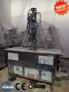 Pneumatically Controlled Oxygen Gas Filling Machine (QGBG-YG) pictures & photos