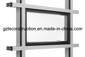 Aluminum Visiable Frame Glass Curtain Wall pictures & photos