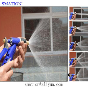 Flexible Expands Contracts Water Pipe Cleaning Auto Car Wash Machine Magic Rubber Hose pictures & photos