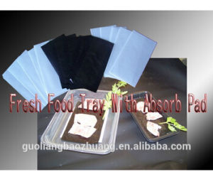 New Style Customized Fresh Packaging with Absorbent Pad Plastic Fish Tray pictures & photos