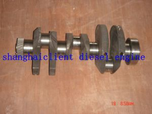 Crankshaft for Isuzu 4hf1, 4bd1, 6bd1, 6hk1, 4ja1, 4jb1 pictures & photos
