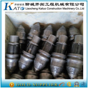 Conical Teeth Round Shank Chisel Drill Bits B47k22h pictures & photos
