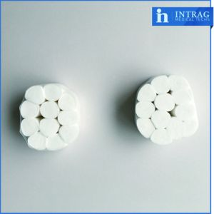 100% Pure Cotton Dental Cotton Roll for Dental Use pictures & photos
