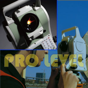 Reflectorless Range 600m Fast Measurement Total Station (HTS-360R) pictures & photos