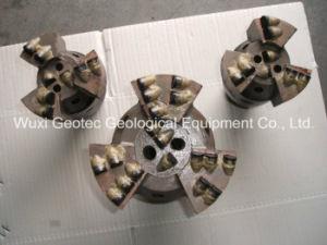 Non-Coring 3 Wings PDC Bits (AQ BQ NQ HQ PQ HRQ) pictures & photos