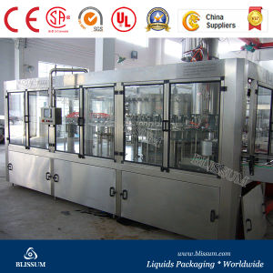 Complete Pet Bottle Soda Drink Water Filling Machine pictures & photos