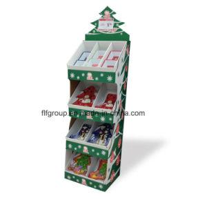 Cardboard Hook Paper Hanging Peg Hooks Display Rack pictures & photos