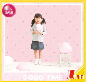 China Wholsale Non-Woven Wallpaper for Kids Home Decor pictures & photos
