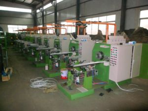 Top Quality Motorbike Tyre Making Machine pictures & photos