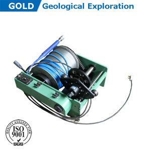 1000m, 2000m, 3000m Electric Logging Winch, Geophysical Borehole Winch, Deep Well Winch, Logging Winch pictures & photos