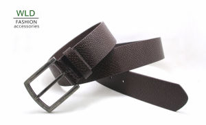 Fashion Basic Genuine Top Leather Men′s Belt Lky1201 pictures & photos