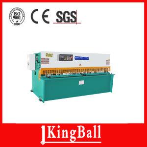 QC12k Series Hydraulic CNC Pendulum Shearing Machine (QC12Y-6X3200) pictures & photos
