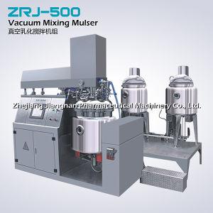 Vacuum Mixing Mulser (ZRJ-500) pictures & photos