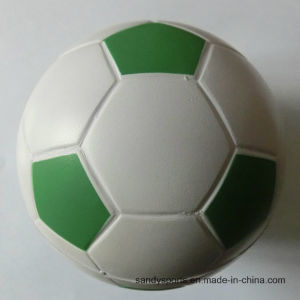 Custom Logo PU Foam Football pictures & photos