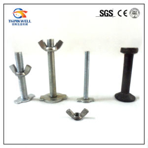 Concrete Precast Insert Thread Bolt with Wing Nut Lifting Sockets pictures & photos
