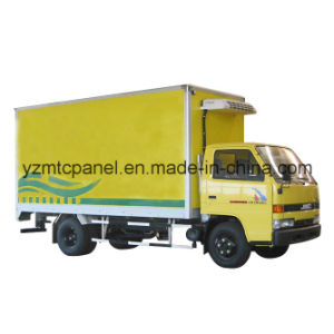 Damage Resistant FRP Refrigerated Truck pictures & photos
