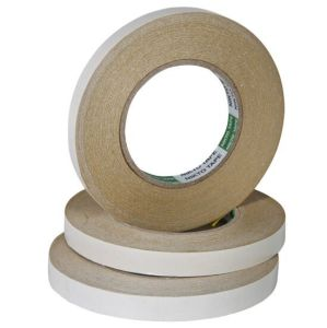 130micro Yellow Double Sided Tape for Embroidery pictures & photos