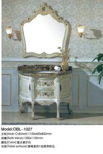 Manufacturing Classical Bathroom Furniture Bathroom Vanity Cabinets