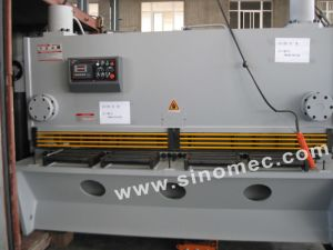 Guillotine Shear / Cutting Machine / Hydraulic Shear Machine (QC11Y-12X2500) pictures & photos