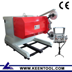 Variable Speed Diamond Wire Saw Cutting Machine pictures & photos