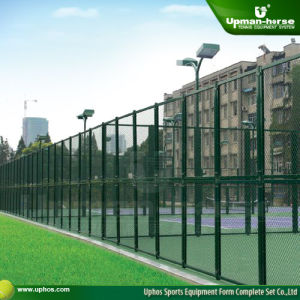 (AF-1000)) Quick-Install Powder Coated Alumnimum Wire Mesh Fence pictures & photos