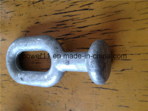 Composite Insulator Fitting Oval Eye End Ball pictures & photos