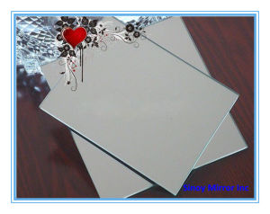 2-6mm Silver Mirror Glass with ISO, CE Certificate pictures & photos