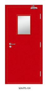 Hotsale Fireproof Door (WX-FPS-104) pictures & photos