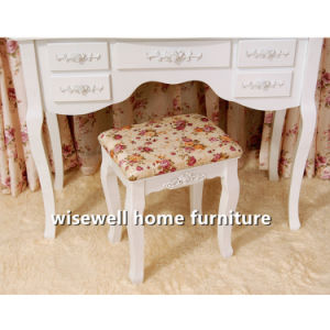 Living Room Mirror and Stool Set Console Table (W-HY-016) pictures & photos