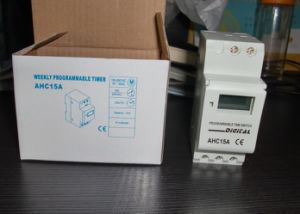 Weekly Programmable Timer Switch (AHC15A) pictures & photos