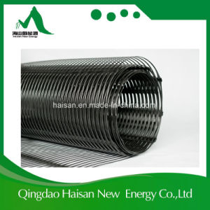 25kn-600kn Strong Tensile Biaxial Uniaxial PP Plastic Geogrid Price pictures & photos