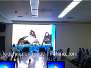 P3 Indoor High Resolution Video LED Wall pictures & photos