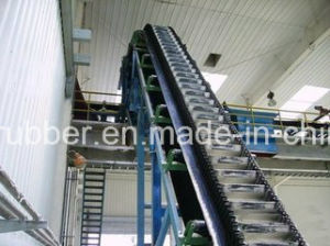 Sidewall Conveyor Belt for Bucket Elevator