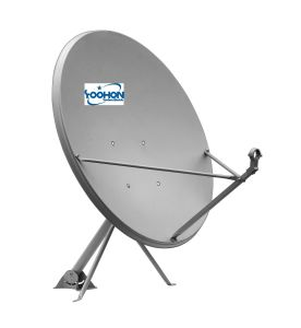 Ku Band 90cm Dish Antenna with RMS Certificaiton pictures & photos