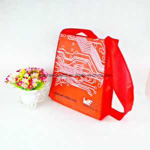 Custom Recyclable PP Non Woven Laminated Bag pictures & photos