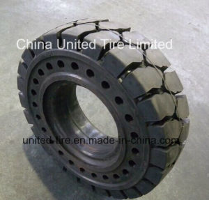 Cushion Tyre, Solid Tyre, Press on Tyre with Good Quality