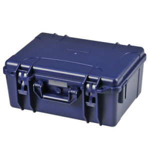 Watertight Crushproof and Dust Proof IP67 Safety Plastic Equipment Case pictures & photos