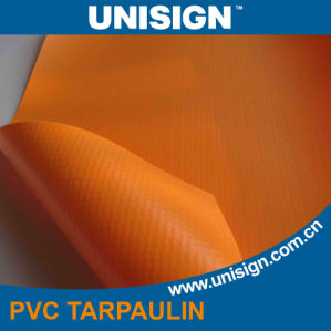 Fire-Retardant PVC Tent Tarpaulin (ULT1199/550) pictures & photos