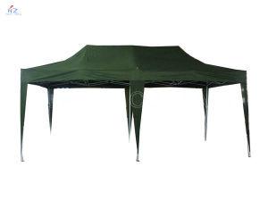 Hz-Zp81 10ft X 20ft (3X6m) Steel Folding Gazebo Folding Canopy Pop up Tent Easy up Gazebo pictures & photos
