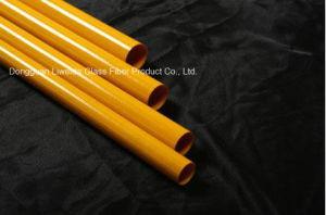 High Temperature Resistant GRP Fiberglass FRP Pole/Pipe/Tube
