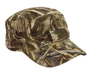 2015 Fashion Camouflage Hunting Baseball Track Sport Cap pictures & photos