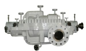 Horizontal Multistage MID Split Petrochemical Centrifugal Pump pictures & photos