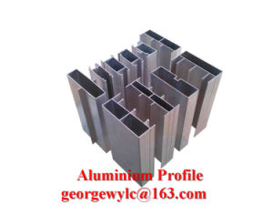 Industrial Aluminum Extrusion Profile Aluminium Profile with Customed Shapes Excellent Surface Powder Coating pictures & photos