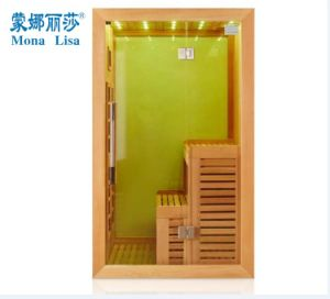 Latest Design Far Infrared Indoor Sauna Room (I-007) pictures & photos