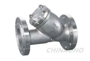 Stainless Steel Y Type Strainer Filter pictures & photos
