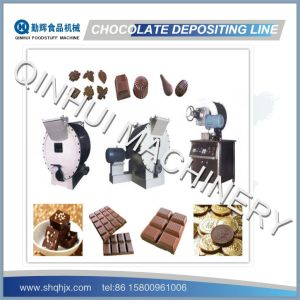 Depositing Type Chocolate Processing Machine pictures & photos