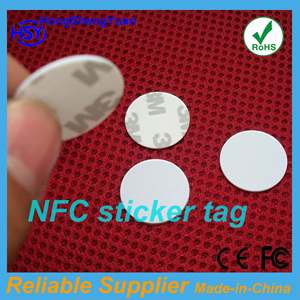 Cheap Nfc Sticker Tag (HSY-NFC)